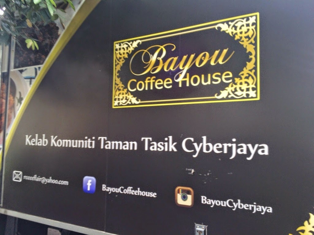 Bayou Coffee House, KBBA Bloggers Day Out