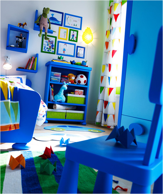 Remember A Boy Loves Different Colors Too. Check Out These Cool Fun Rooms  For Young Boys Below.