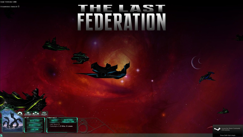 The Last Federation Collection Download Poster
