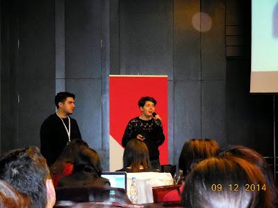 Claudia Chirilescu si Cristian Ursea - Spoon Media