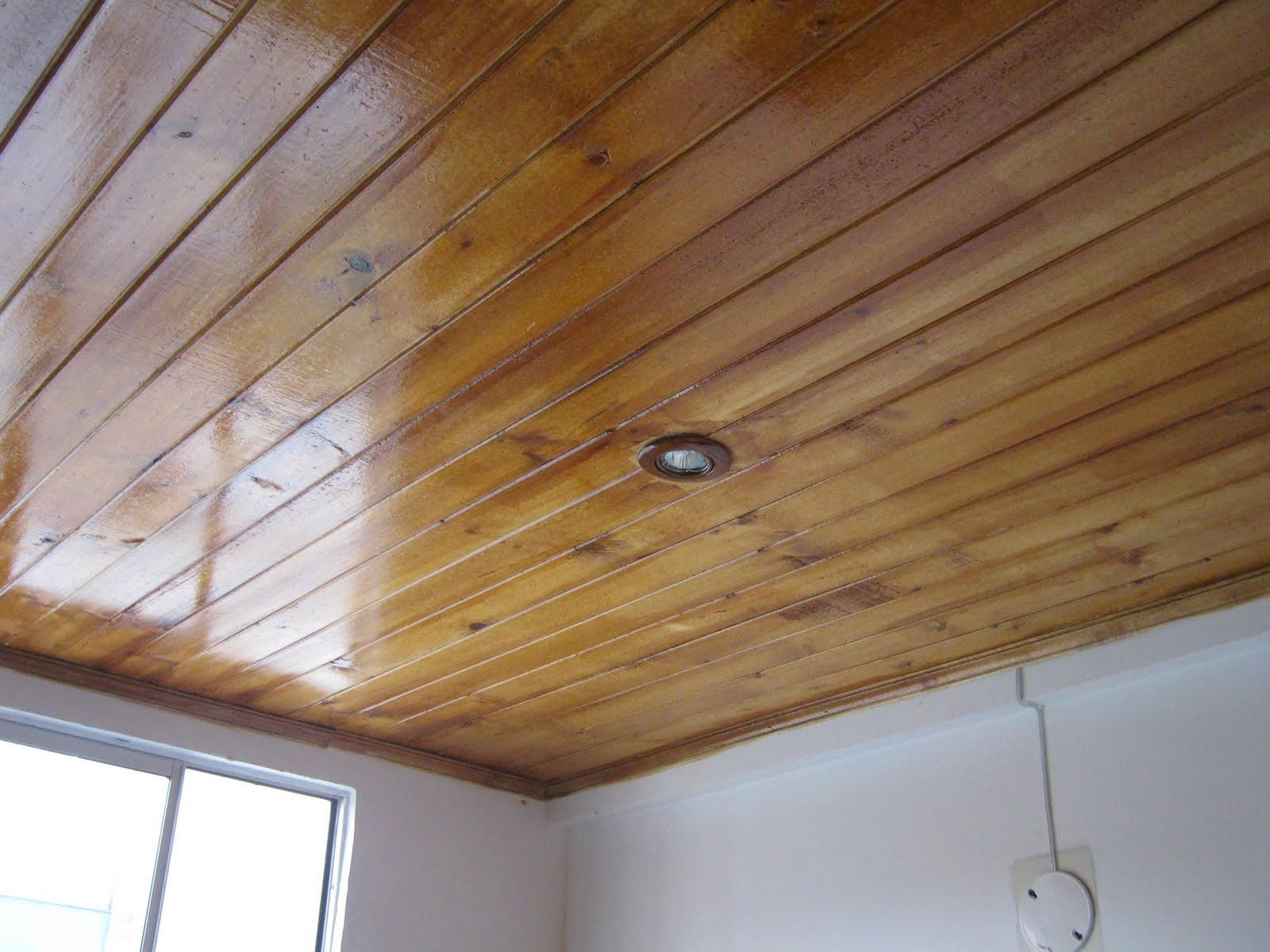 Decoracionesfelipe dise os en machimbre y piso madera - Como hacer cobertizo de madera ...