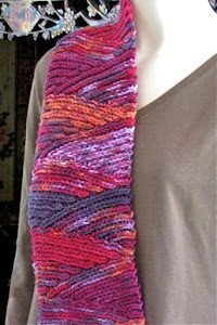 My Top-Rated Free Crochet Pattern: Slip SLope Scarf