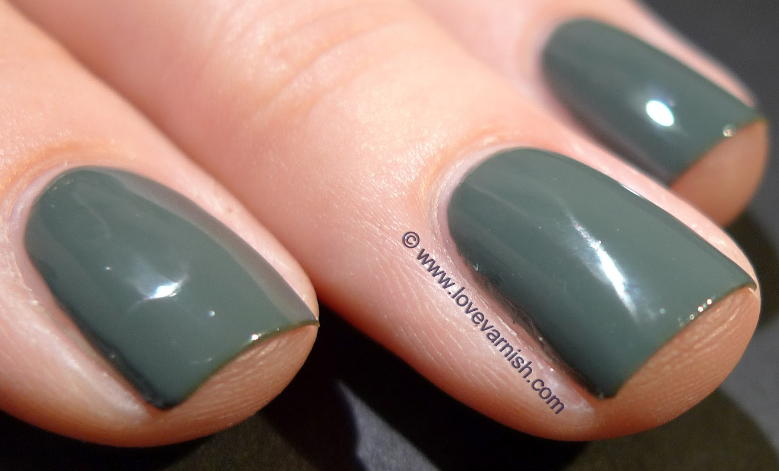 Love Varnish: Sinful Colors In the Mist