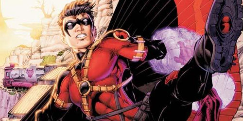 Red Robin (Tim Drake) nos Novos 52