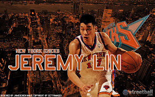 New Ysork Knicks Jeremy Lin wallpapers - Basketball Wallpapers