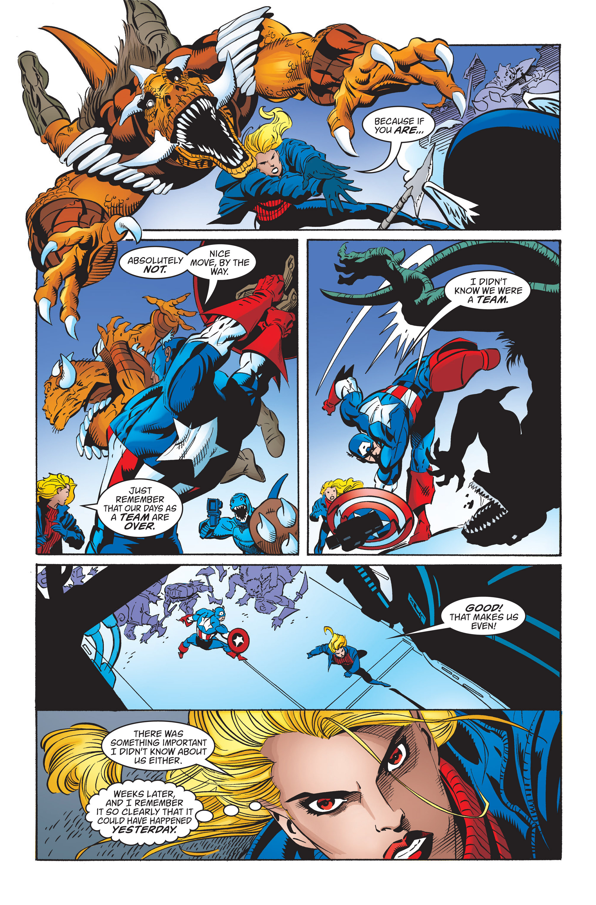 Captain America (1998) Issue #31 #37 - English 6