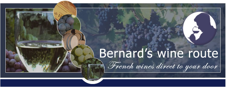 Bernard's wine route