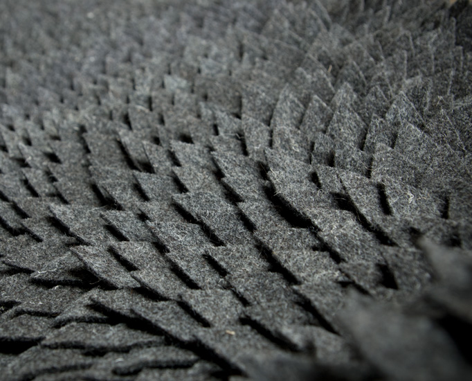 New Monster Skin Rug, Now In Grey, From Longoland.