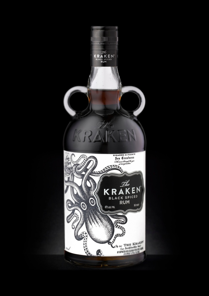 The Kraken Rum is available from The Drink Shop for £21.95 and from ...