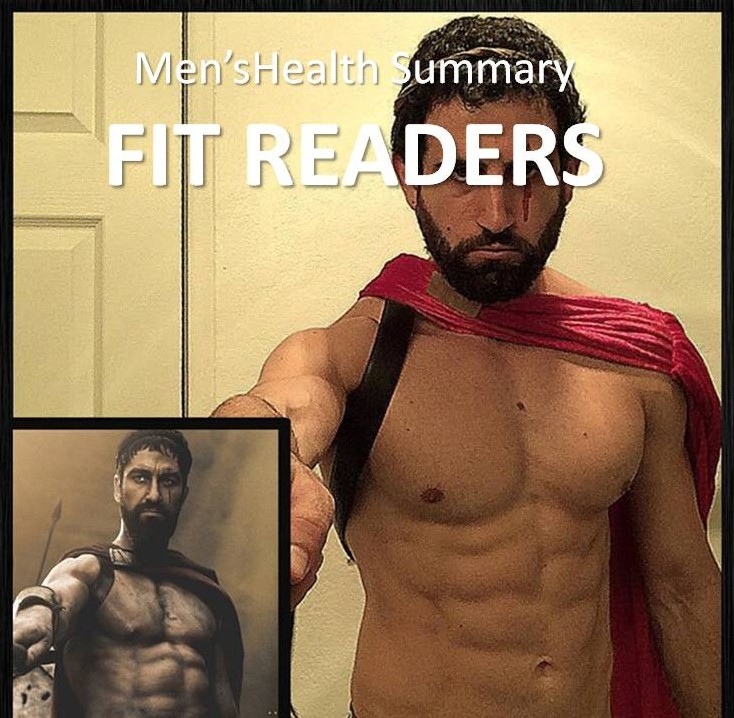 COMING SOON! MEN'S HEALTH FIT READERS ISSUE #3