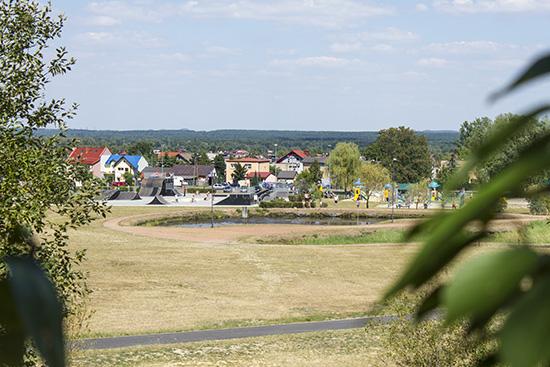 Park Cegielnia w Żorach