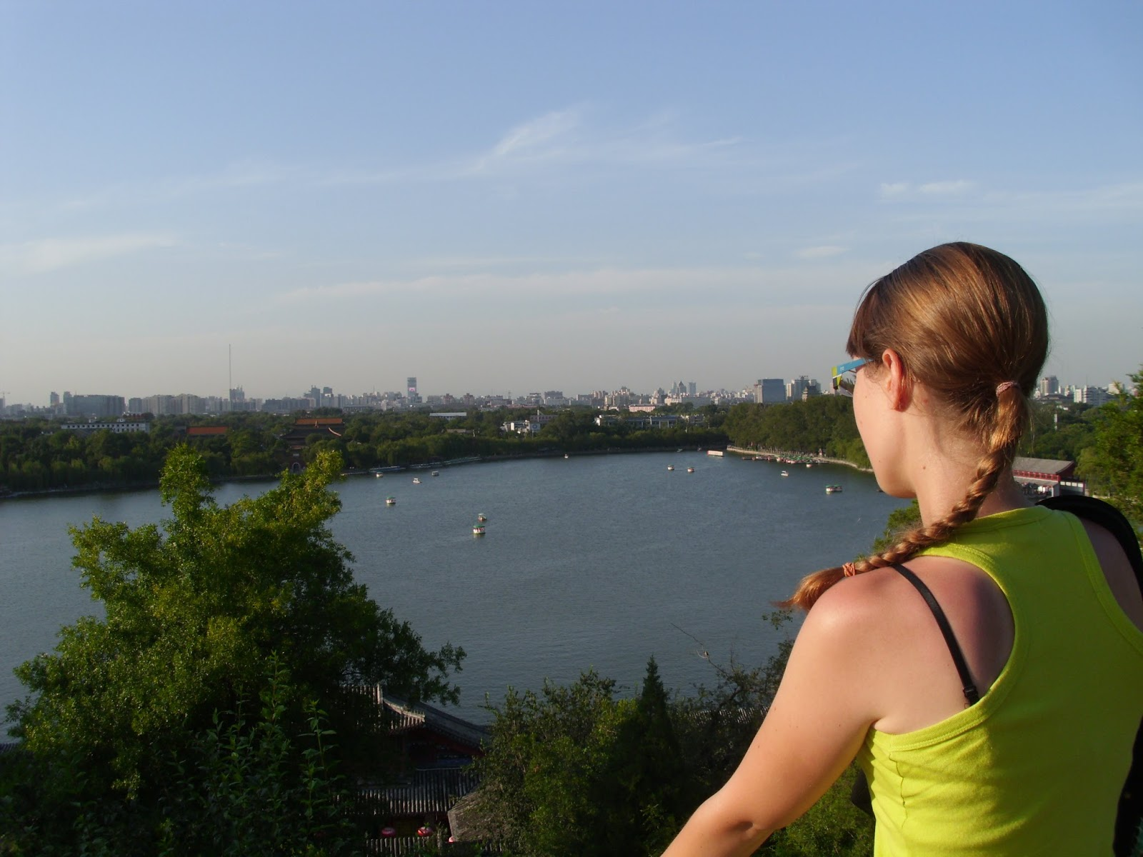 北海, 后海, Beihai y Houhai, el encanto de los lagos de Beijing ...