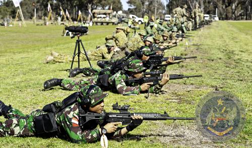 Senapan Pindad dan 5 Prestasi Personil TNI AD Dalam Lomba Tembak AASAM