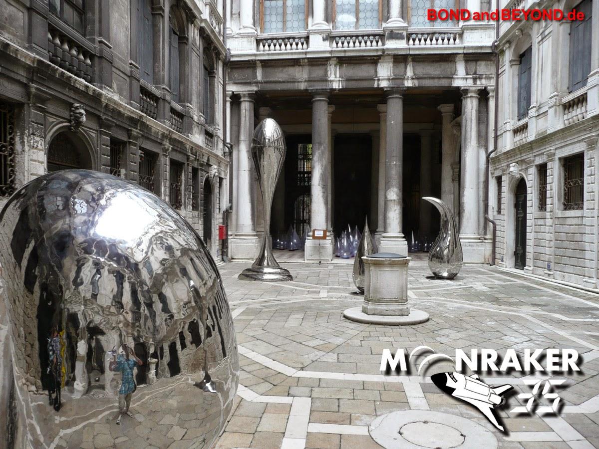 Moonraker-Drehorte in Venedig