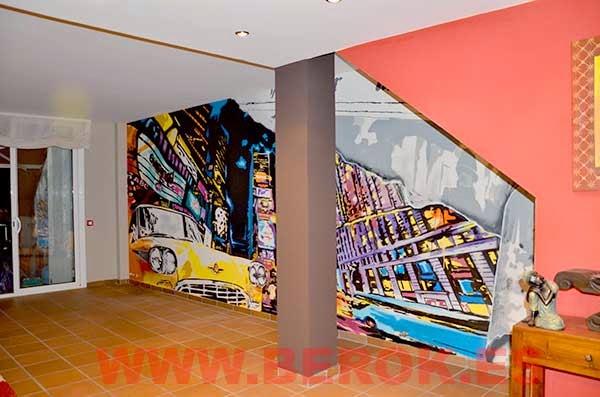Murales Barcelona 2014