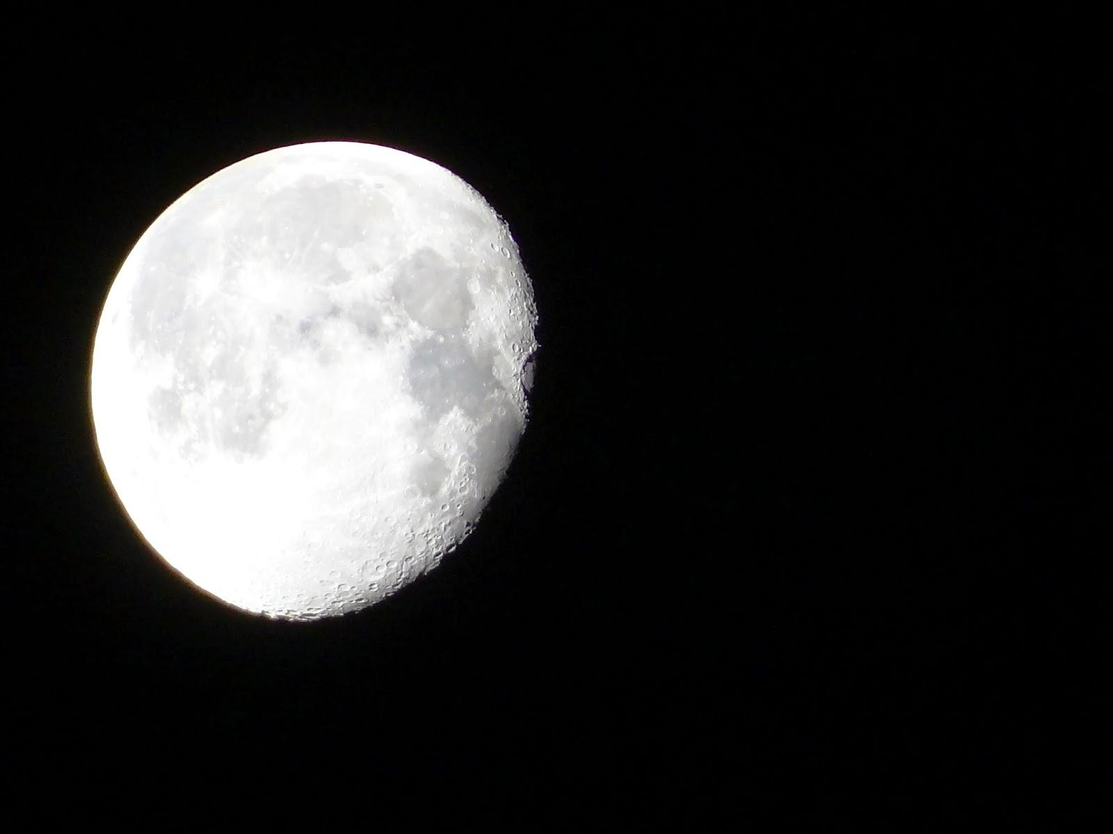 asturias luna llena full moon