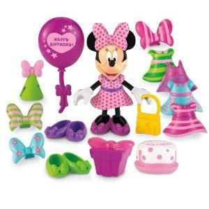 Pre-kindergarten toys - Fisher-Price Disney's Birthday Bowtique Minnie Mouse (V4138)