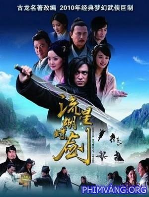 Lưu Tinh Hồ Điệp Kiếm - Meteor, Butterfly, Sword (2010) - Uslt - (30/30)