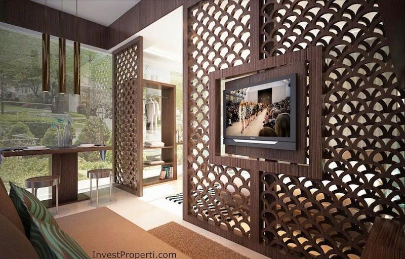 Contoh gambar interior design apartemen st moritz makassar st moritz makassar apartment - Gambar interior design ...