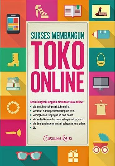 Buku Sukses Membangun Toko Online, Stiletto Book