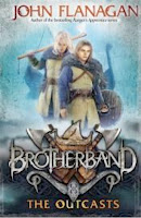 bookcover of Brotherband Chronicles:The Outcasts