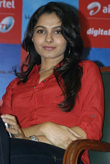 andrea jeremiah Pictures at airtel dth launch0