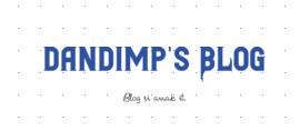 DandiMP Blog