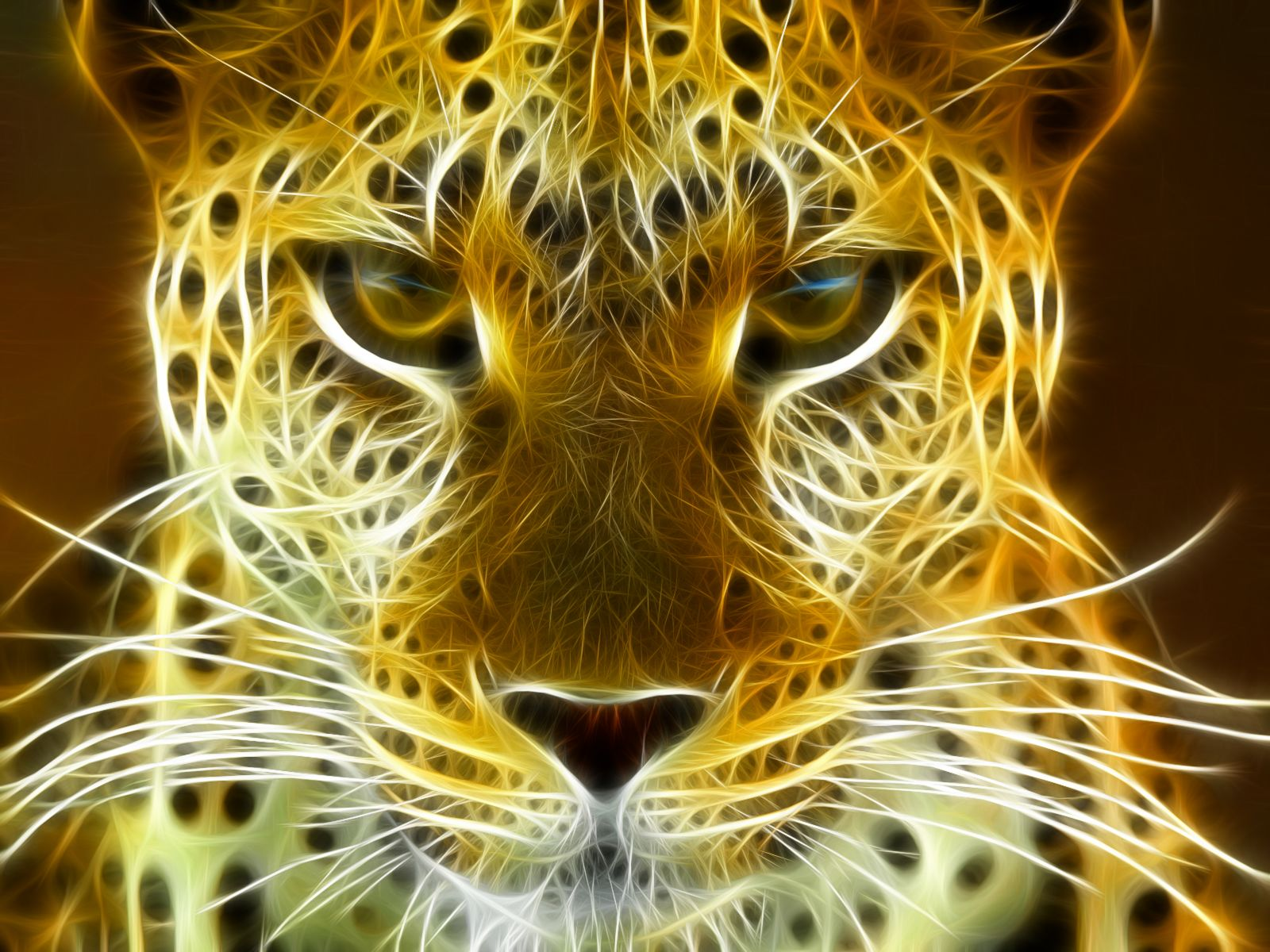 Nice Animals Fractal | all about photo