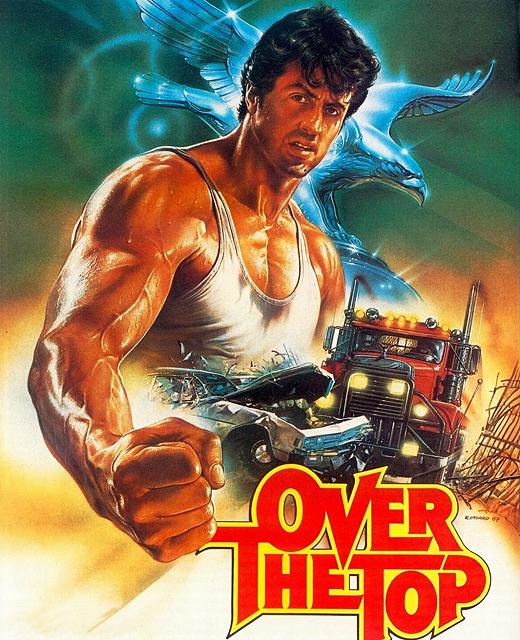 [ดูหนัง มาสเตอร์ ออนไลน์] Over The Top 1987 พ่อครับ อย่ายอมแพ้ [พากย์ไทย]