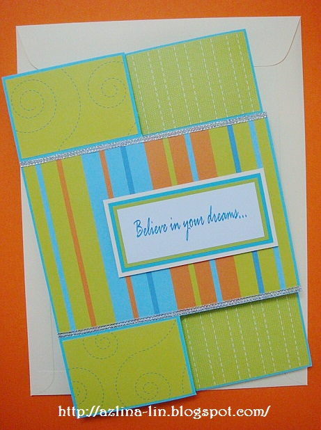 birthday greetings cards. I#39;ve been wanting to do a tri-shutter card since last year
