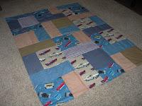 Table Graces Placemat Pattern JD-01 - Quilt Woman