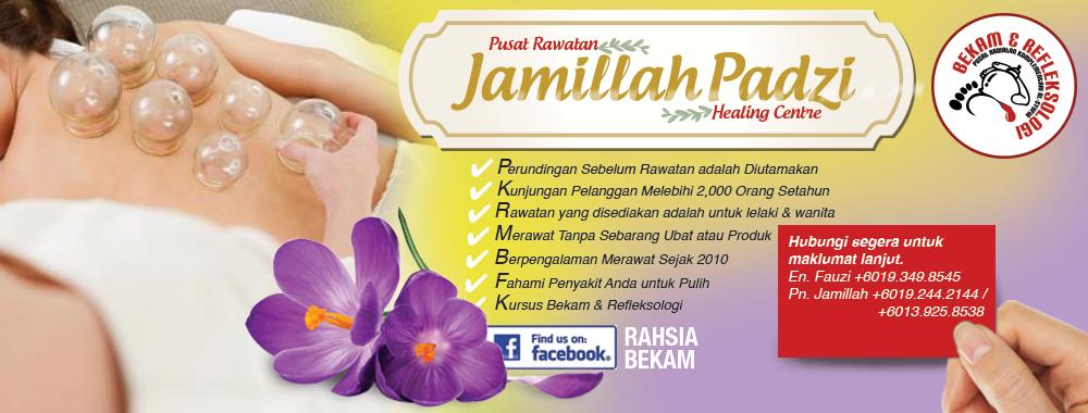 Pusat Bekam Jamillah Padzi ( PRJP ) : Bekam & Refleksologi