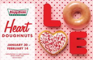 Free Krispy Creme Donuts