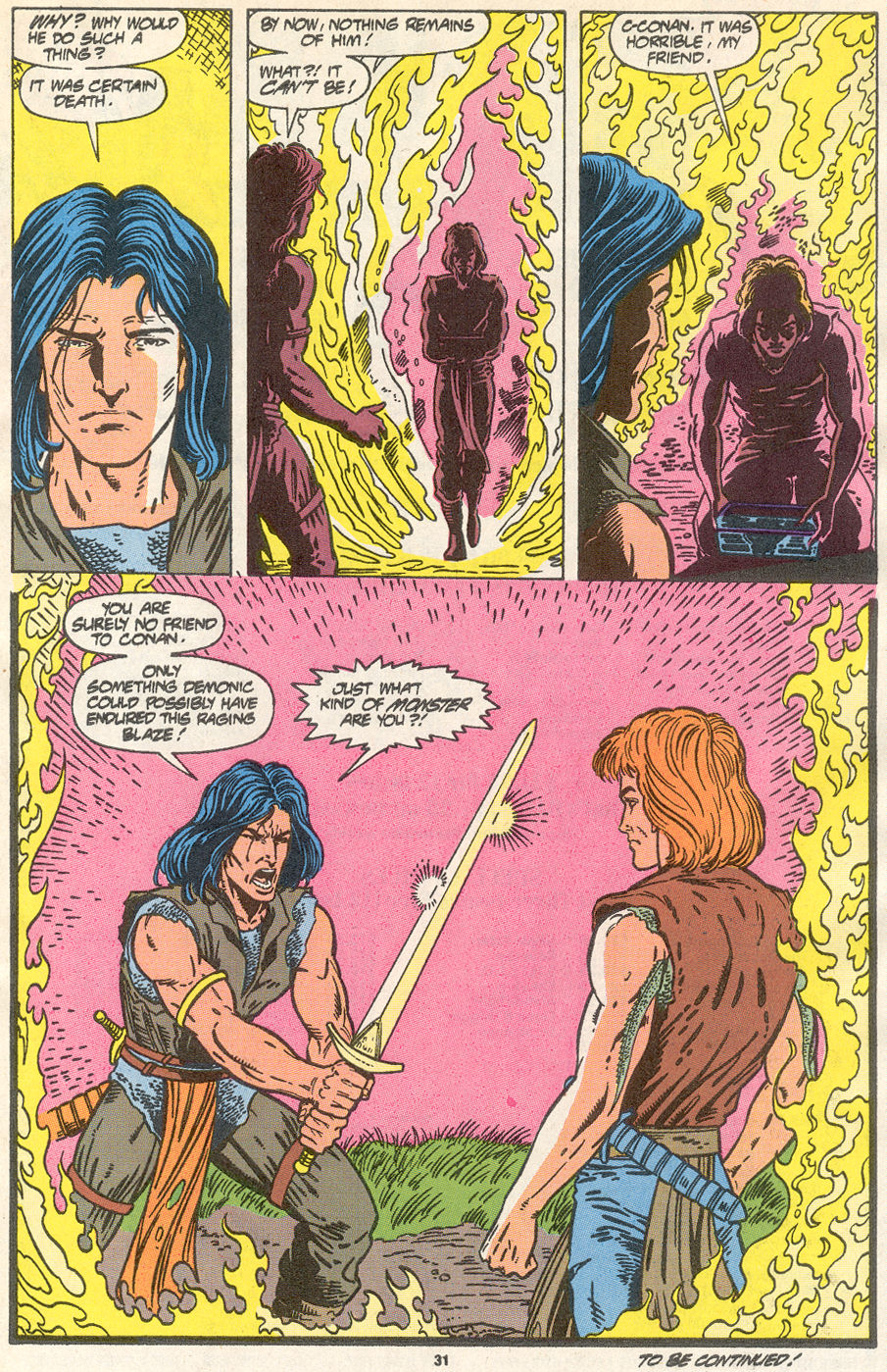 Conan the Barbarian (1970) Issue #233 #245 - English 25