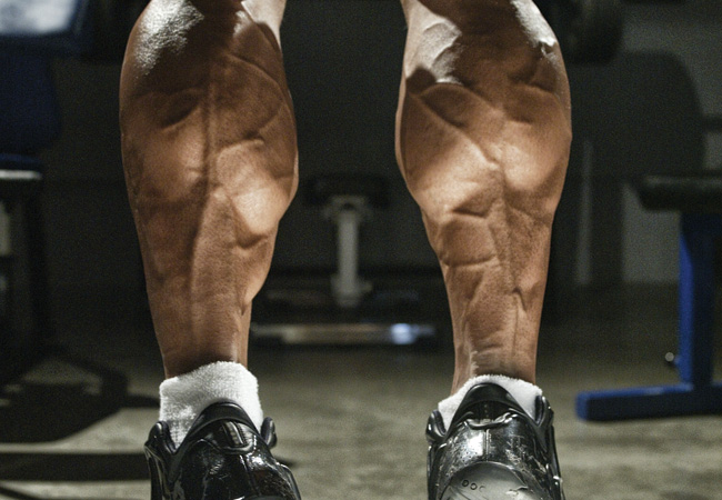 Biggest Calves in the World | Bodybuilding and Fitness Zone
