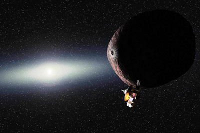 Object Past Beyond Pluto is Next Target for NASA's New Horizons Probe