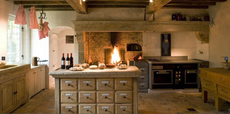 Ma maison au naturel: Cuisines à l\'ancienne