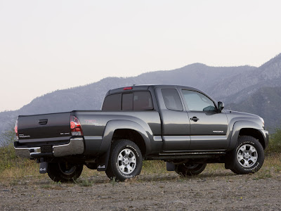 Toyota Tacoma Standard Resolution Wallpaper 10