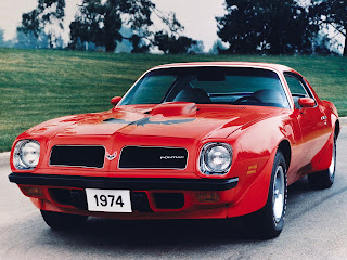 Muscle Car of the Week: 1974 Pontiac Firebird | Brauns Auto