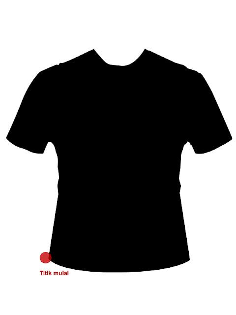 baju6 Mendesain baju distro sendiri dengan photoshop