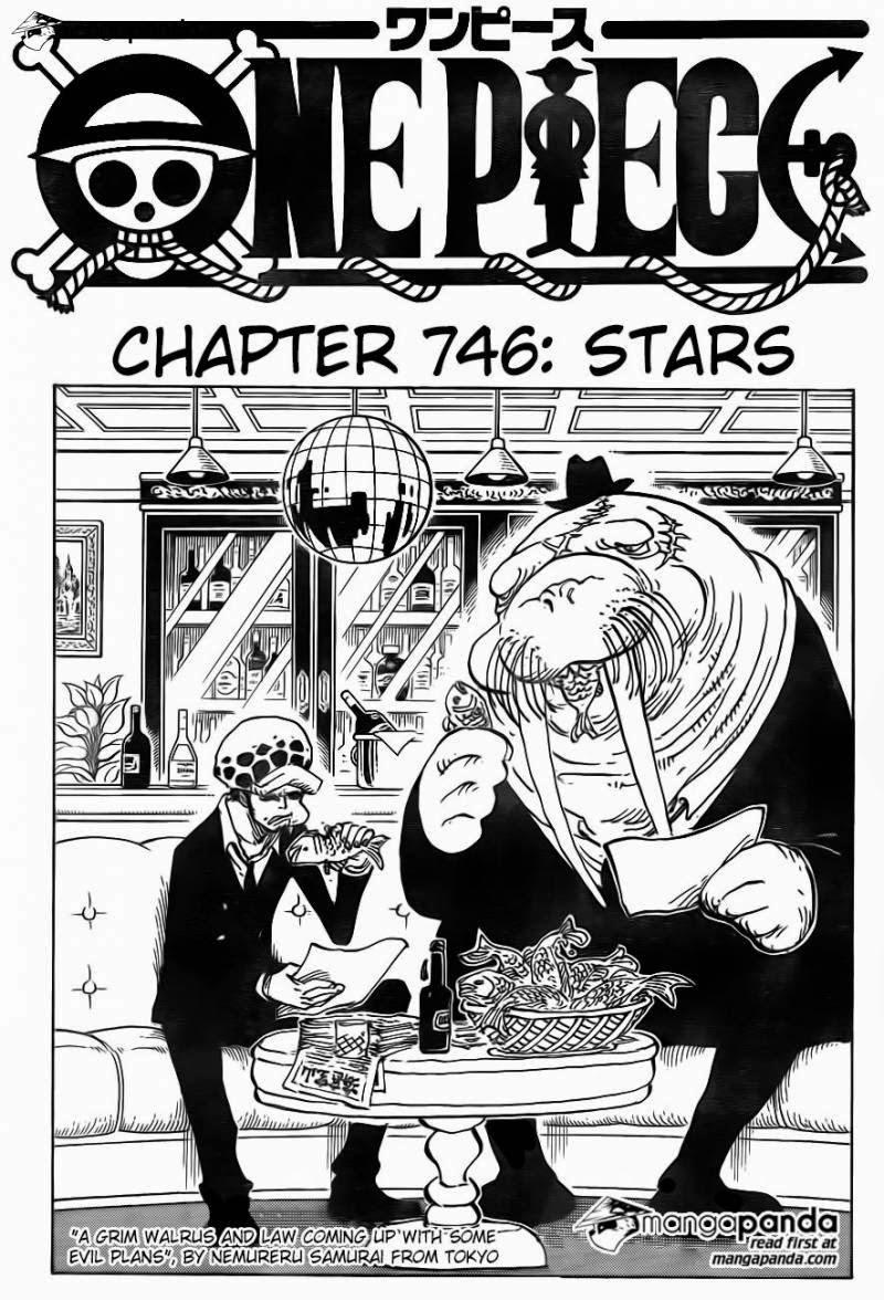 one piece truyentranhtuan com chap 746 trang 003, One Piece chap 746   NarutoSub