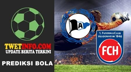 Prediksi Arminia Bielefeld vs Heidenheim, 2 Bundesliga 12-09-2015
