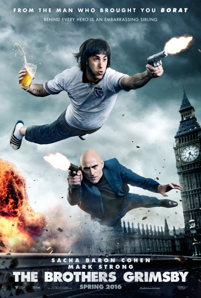 Anh Em Nhà Grimsby - The Brothers Grimsby (2016)