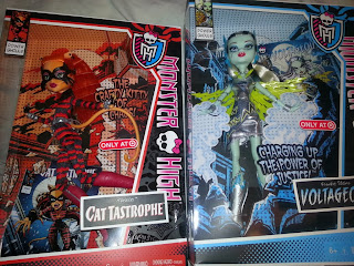 R2Collectoos Toy Box My Collection Picture Post Monster High Dolls