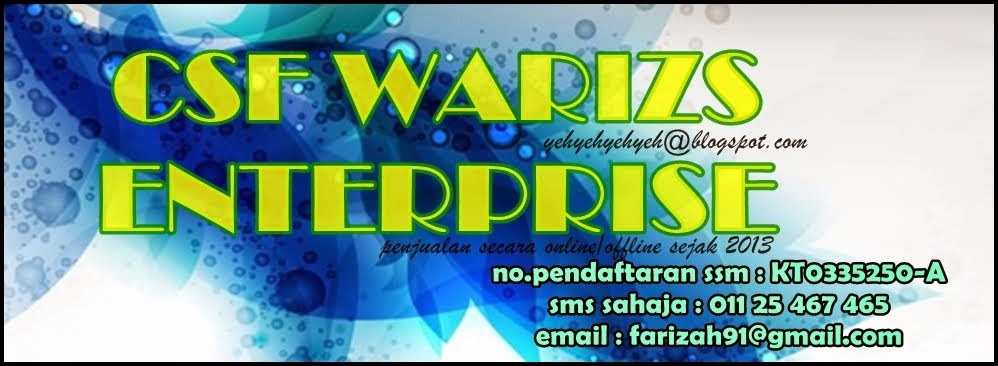 CSF WARIZS ENTERPRISE