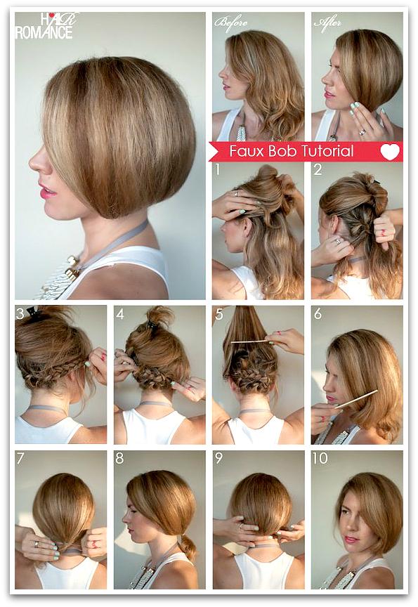 Foto Cara Menata Rambut Panjang Sendiri Untuk Pesta   apexwallpapers ...