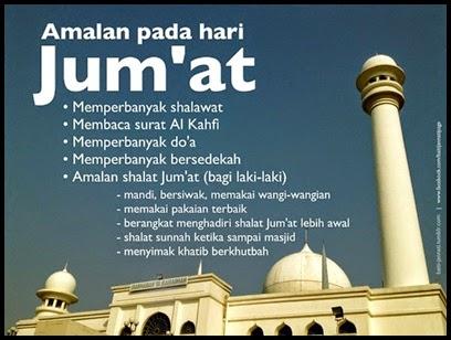 Shalat Sunnah Qabliyah Jum'at