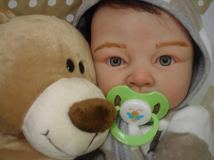 Bebê para adoção Vinicius