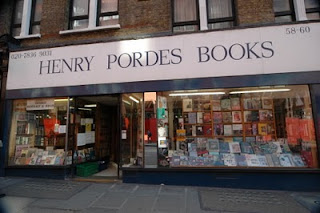 Henry Pordes bookstore London