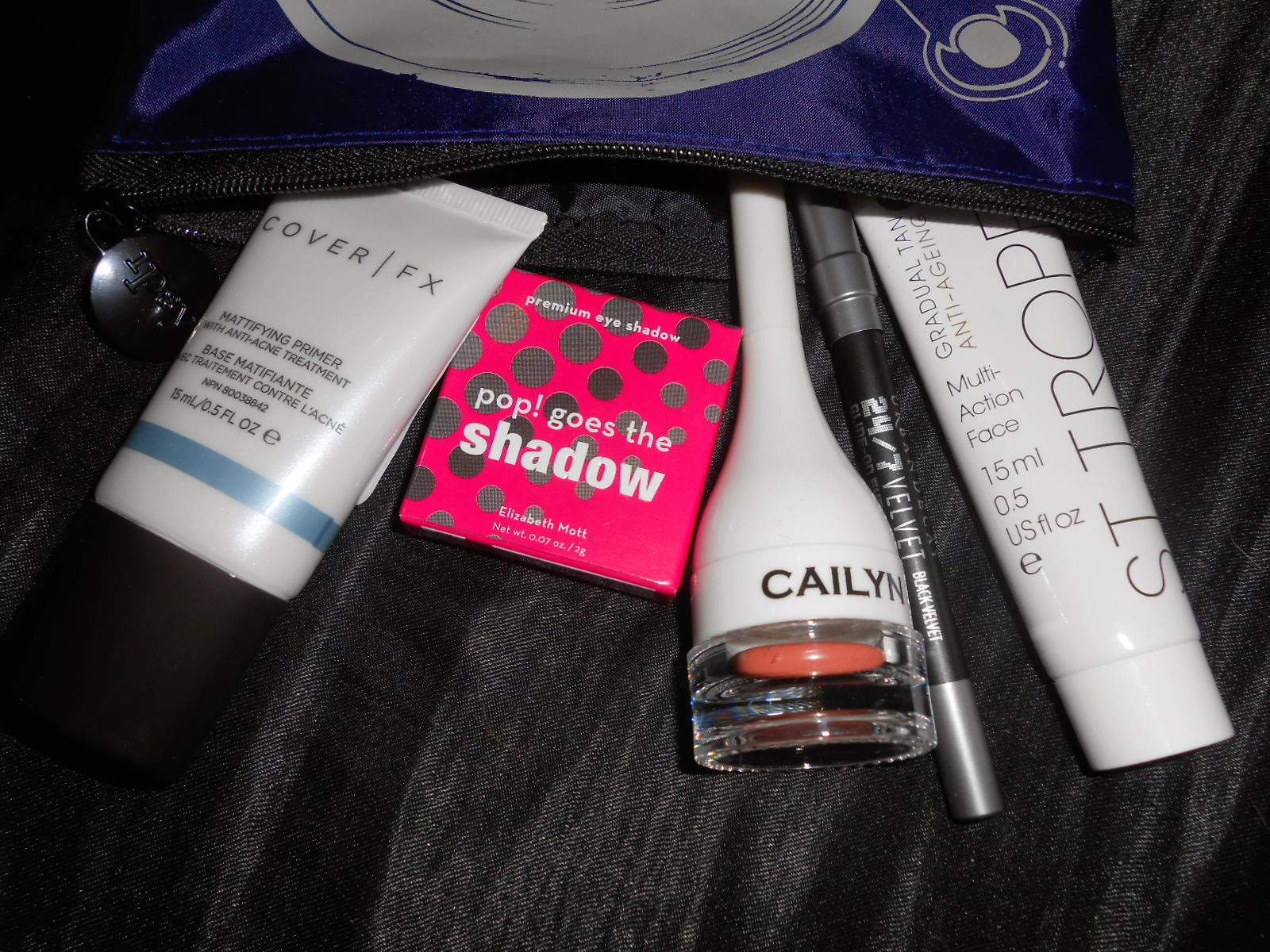 Ipsy Bag Review makeup beauty subscription